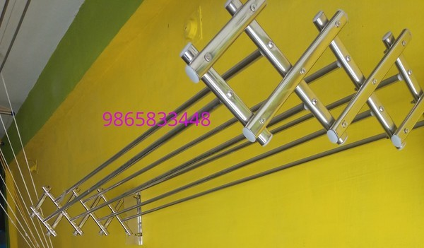 Wall Mounted Space Saving Unit Hanger In  Dharmapuri