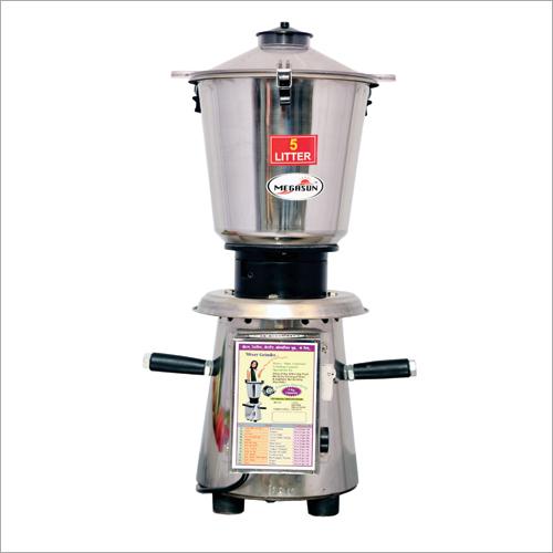 1.5 HP 5 Ltr Mixer Grinder Metal Dhakan