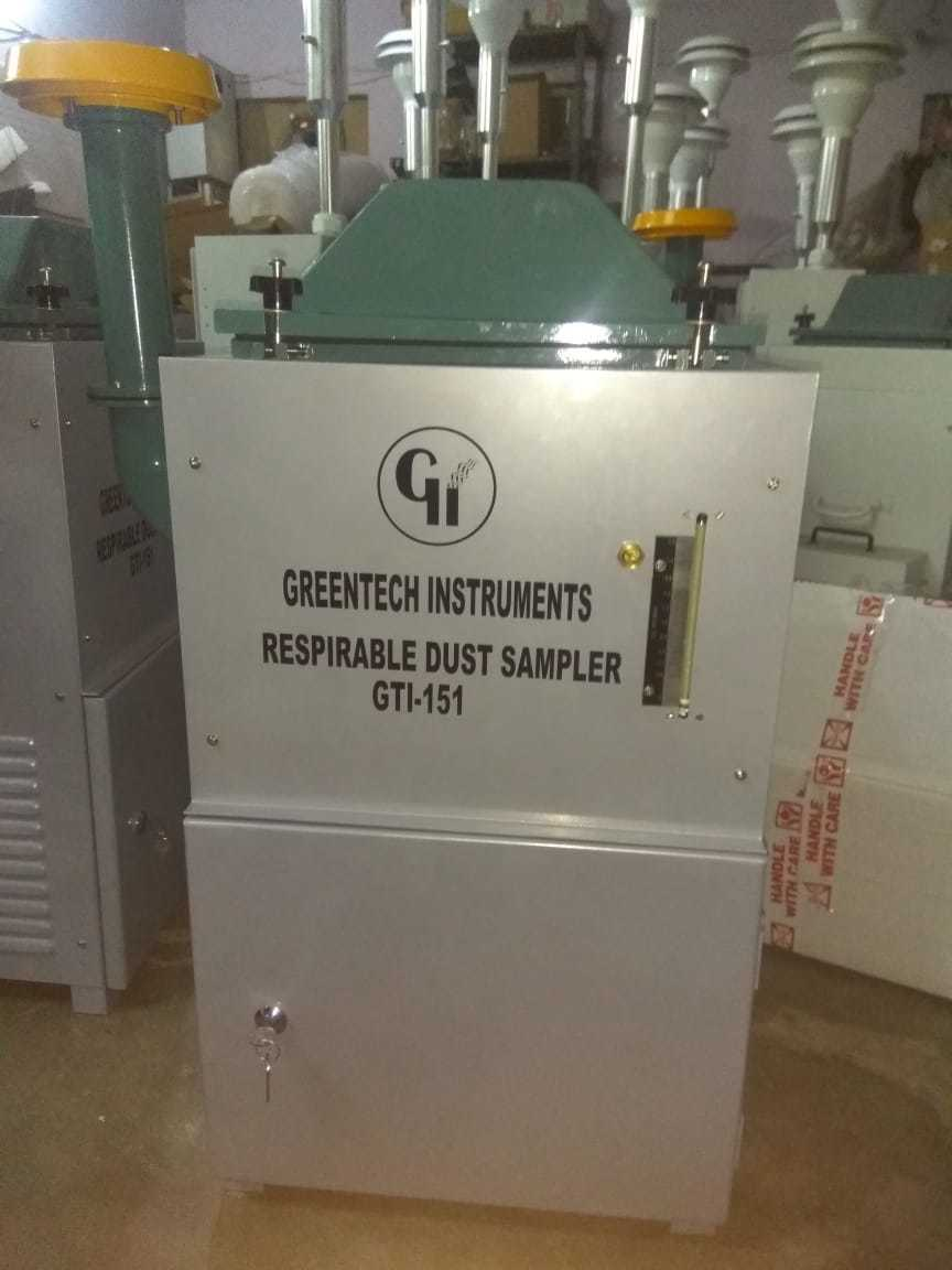 RESPIRABLE DUST SAMPLER GTI-151