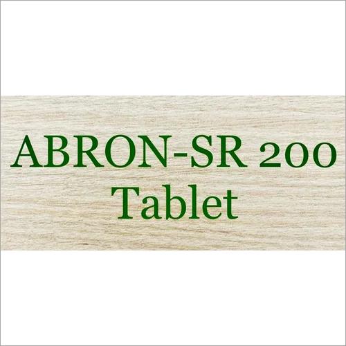 Acebrophylline 200 Mg Sr Tablet General Medicines