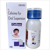 30 ml Cefixime For Oral Suspension