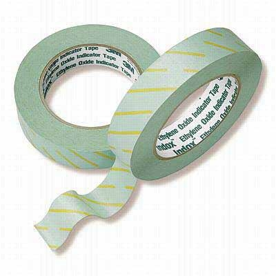 Ethylene Oxide Gas Indicator Tape