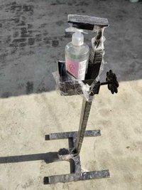Foot Hand Sanitizer Machine