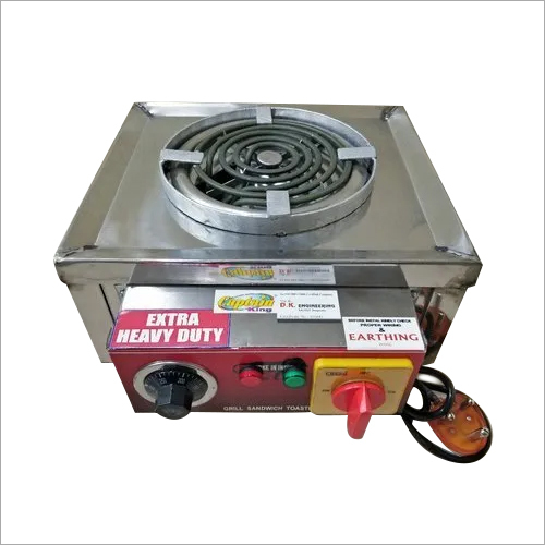 Commercial Electric Stove