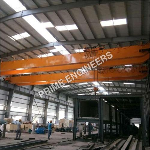 Industrial Workshop EOT Crane