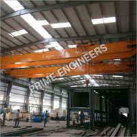 Industrial Workshop EOT Crane