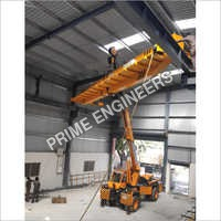 Stock Yard Eot Cranes