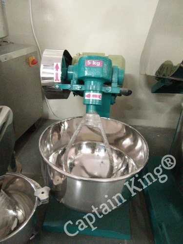 5 Kg Dough Kneading Machine