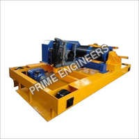 Double Girder EOT Crane Trolley