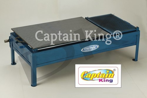 Casting Puffer Iron Fabricated Chapati Bhatti 24x48x30 Inches with Fitting