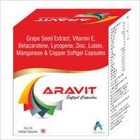 Aravit Softgel Capsules