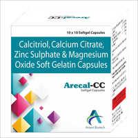 Arecal-CC Softgel Capsules