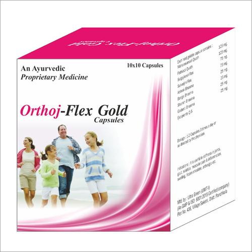 Orthoj-Flex Glod Capsules