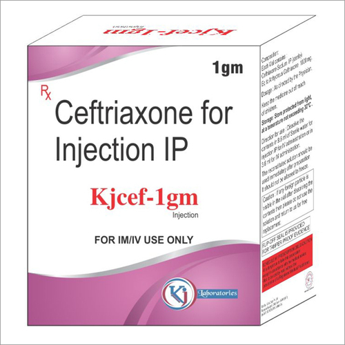 Kjcef-1gm Injection