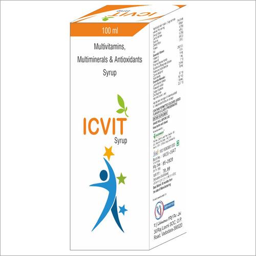 ICVIT Syrup