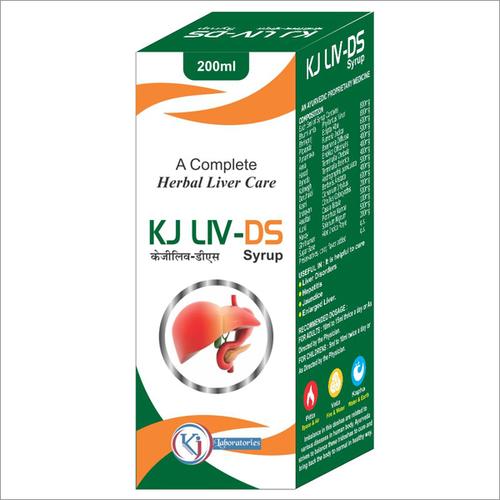 KJ LIV-DS Syrup