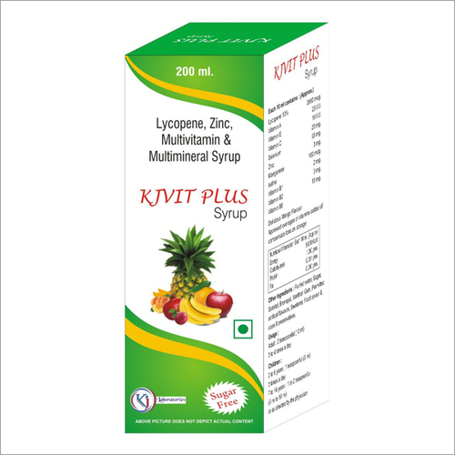KJVIT Plus Syrup