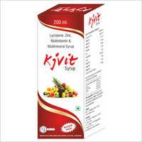 Kjvit Syrup