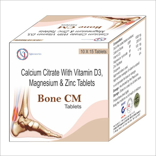 Bone CM Tablets
