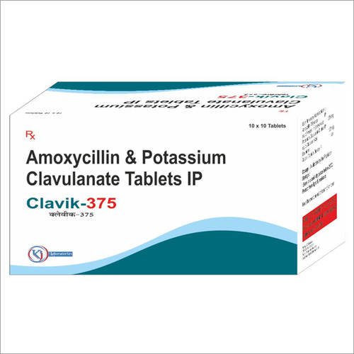 Clavik-375 Tablets