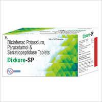 Dixkure-SP Tablets