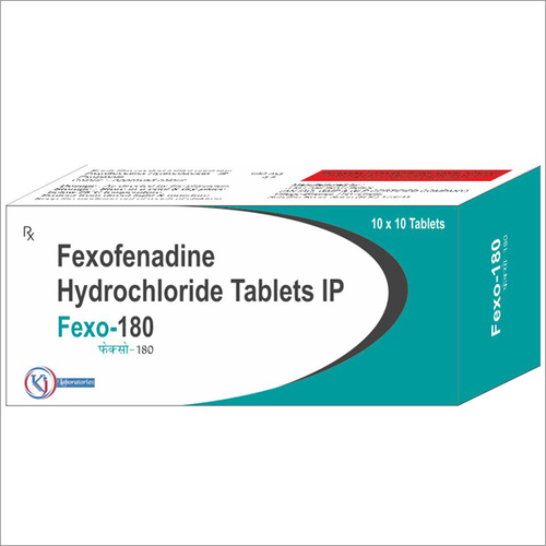 Fexo-180 Tablets