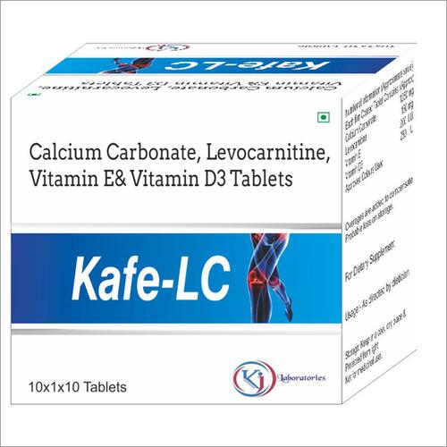 Kafe-LC Tablets