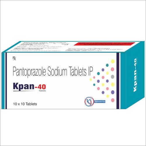 Kpan-40 Tablets