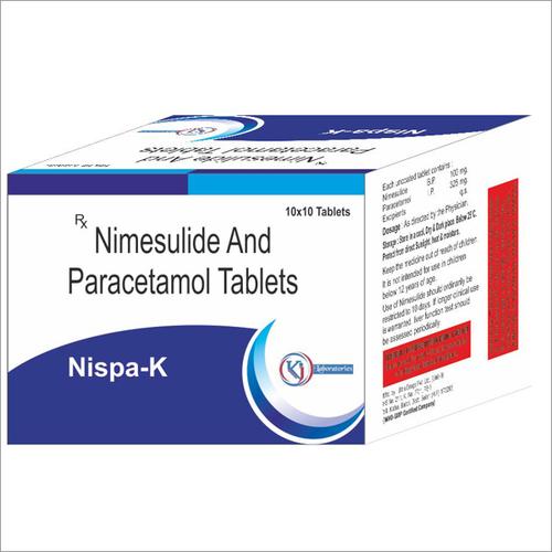 Nispa-K Tablets