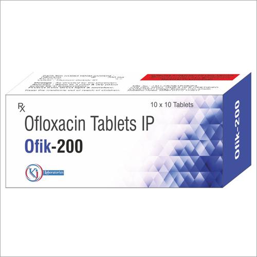 Ofik-200 Tablets