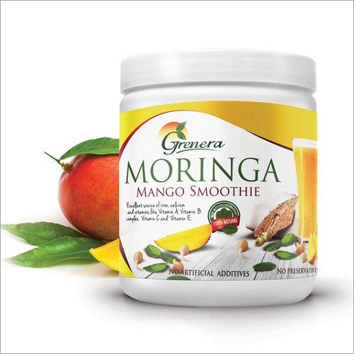 Moringa Mango Smoothie