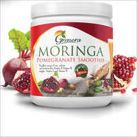 Moringa Pomegranate Smoothie