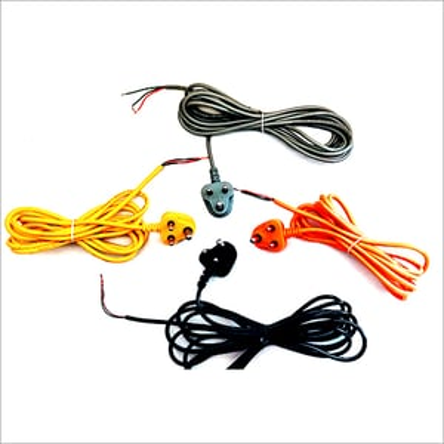 3 Pin Power Cord Plug