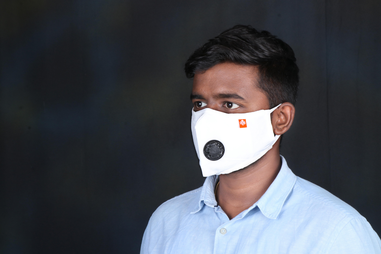 Mamuu Expo Face Mask Bio Shield M95 -  6 Layered Anti Pollution Face Mask