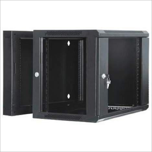 9U Double Door Network Rack