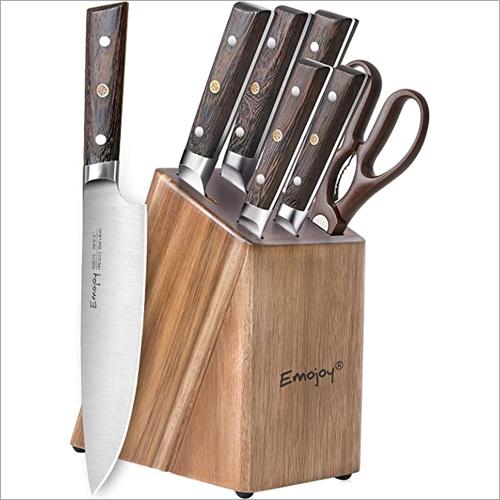 7 Pieces Kitchen Knife Set