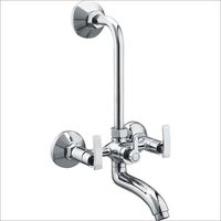Wall Mixer with 'L' Bend