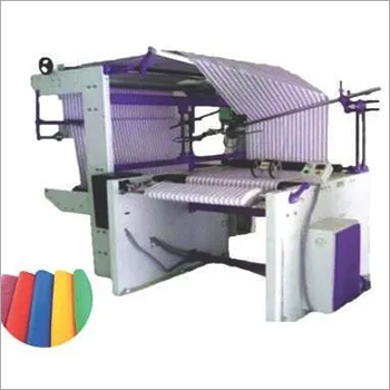 Double Folding and Lapping Machine - Book Fold
