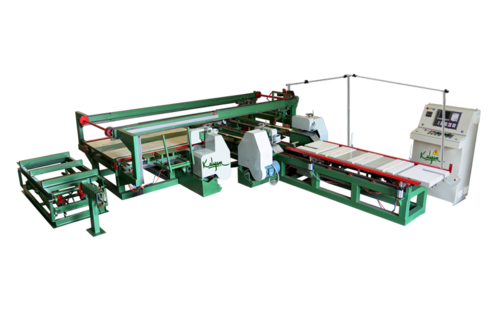 CNC AUTOMATIC PLYWOOD DOUBLE SIZER