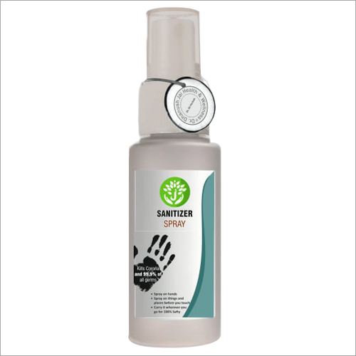 Herbal Sanitizer Spray