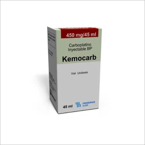 Kemocarb 450mg/45ml Carboplatin Injection