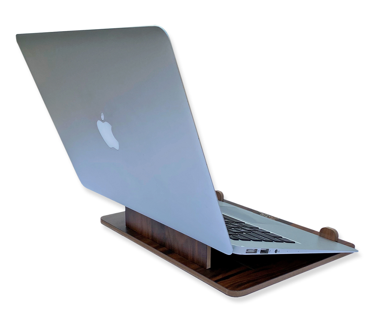 Wood Portable Laptop Stand
