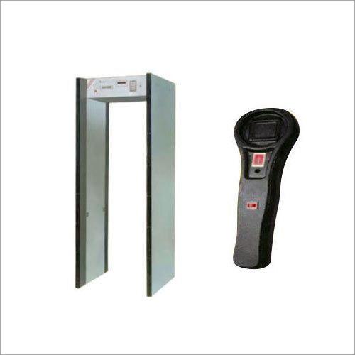Door Shape Hand Held Metal Detector