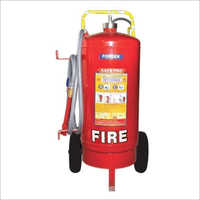 Higher Capacity Fire Extinguisher