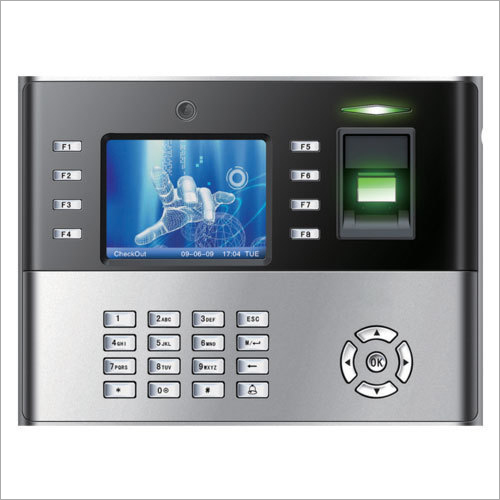 Attendance Access Control With Biometric