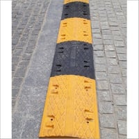 Rubber Speed Breaker For Road Safety