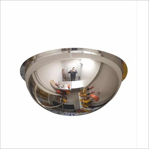 Full Dome Convex Mirror