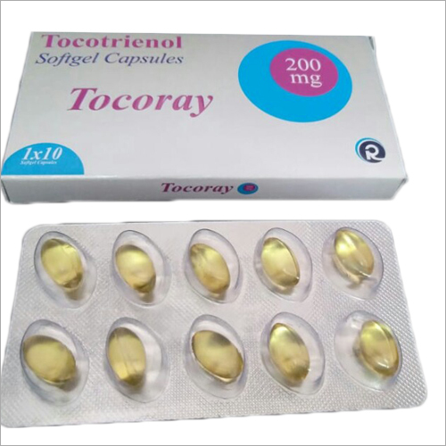 Tocotrienol 200 MG Softgel Capsules