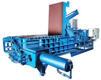 Scrap Baler Machine