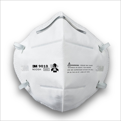 3M 9010 KN95 Particulate Respirator Mask